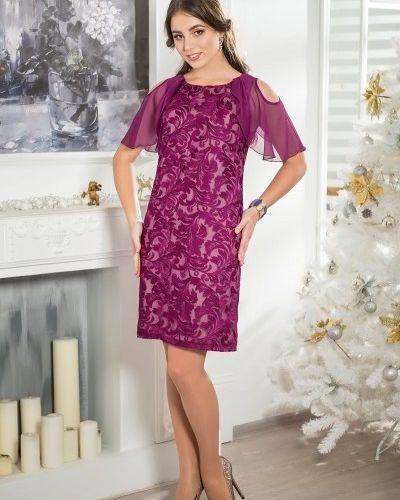 Платье шифоновое Merlis