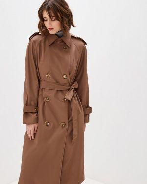 Плащ - коричневый Nastasia Sabio