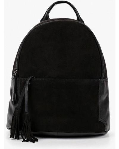 Кожаный рюкзак - черный Gianni Conti