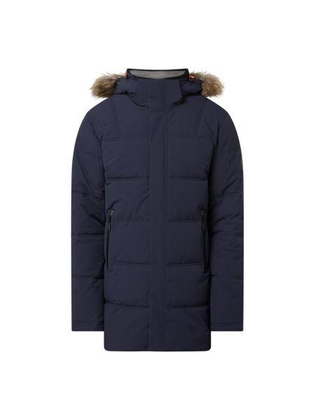 Niebieska kurtka pikowana Icepeak