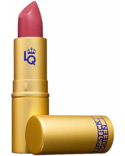 Розовая мягкая губная помада увлажняющая Lipstick Queen