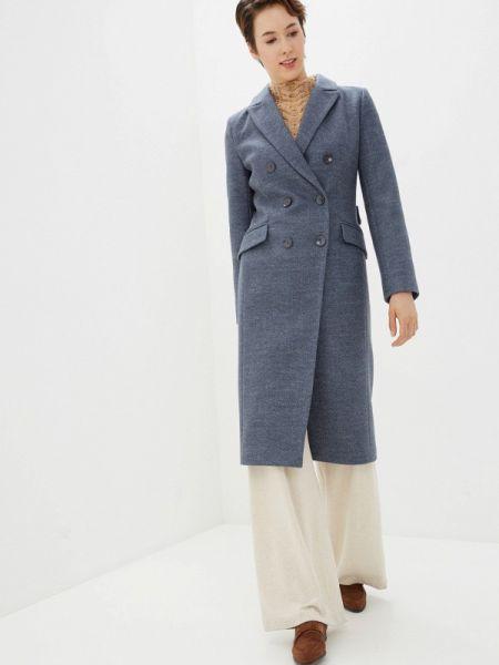 Пальто - голубое Ovelli
