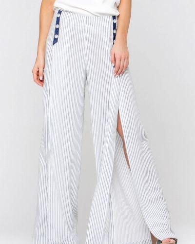 Повседневные белые брюки Yulia'sway