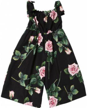 Kombinezon ażurowy na szyi Dolce And Gabbana