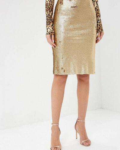 Юбка - золотая Glam Goddess