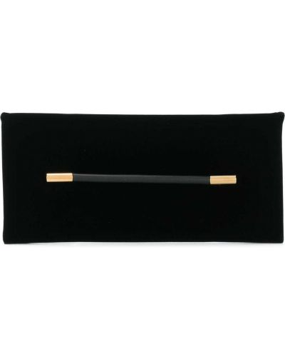 Восточная черная сумка из вискозы Tom Ford