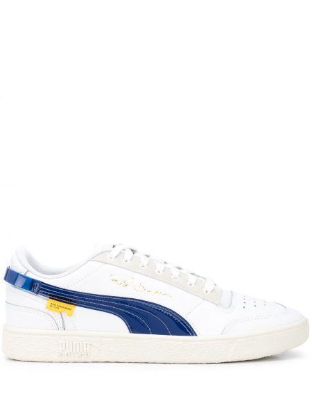 Кроссовки с перфорацией белый Puma