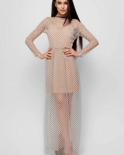 Платье макси весеннее Karree