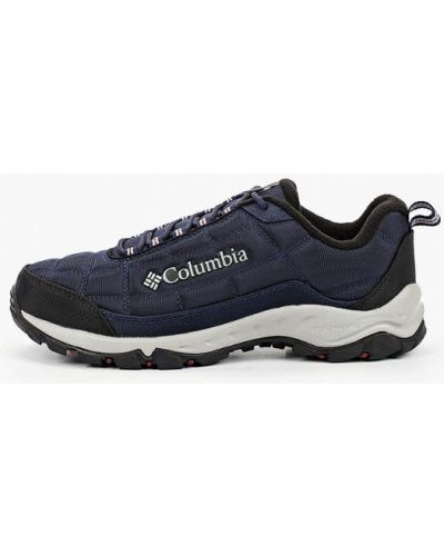 Кроссовки - синие Columbia