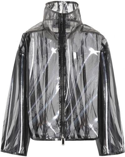 Черная спортивная куртка Valentino