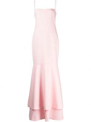 Różowa sukienka długa Likely