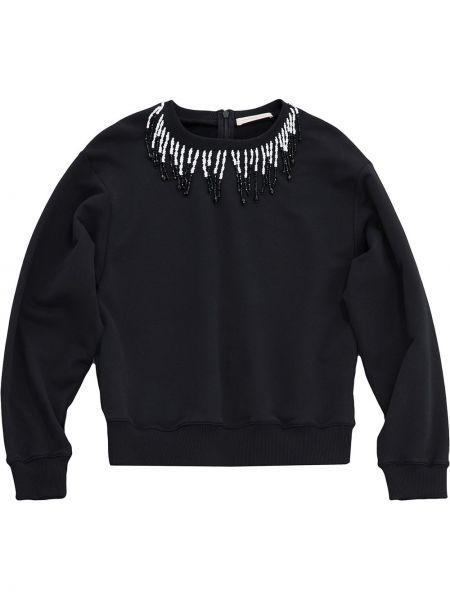 Bluza dresowa - czarna Christopher Kane