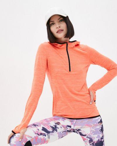 Оранжевая футболка Rukka