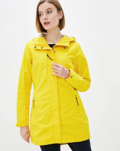 Желтая куртка Rukka