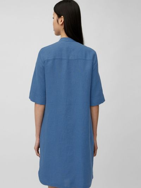 Синее платье Marc O'polo