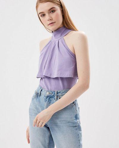 Майка фиолетовый Sitlly