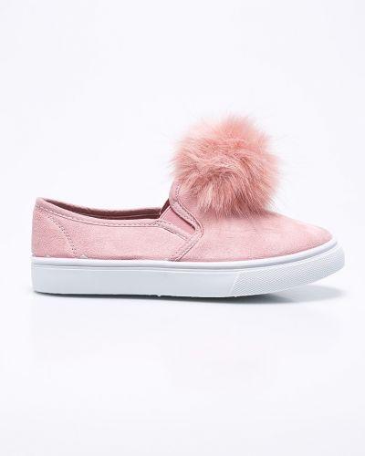 Розовые слипоны Answear
