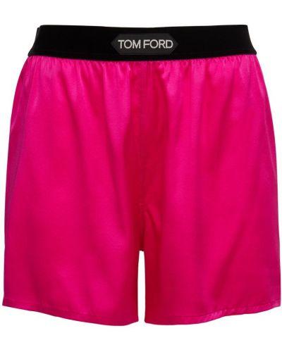 Короткие шорты - розовые Tom Ford