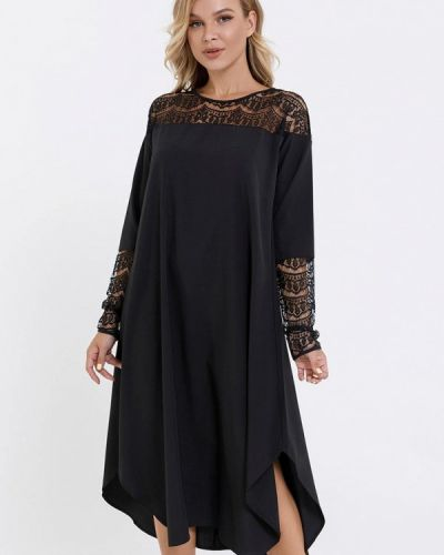 Вечернее черное вечернее платье Magnet