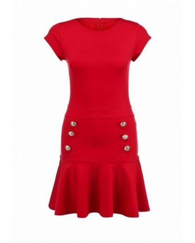 Платье - красное Aurora Firenze