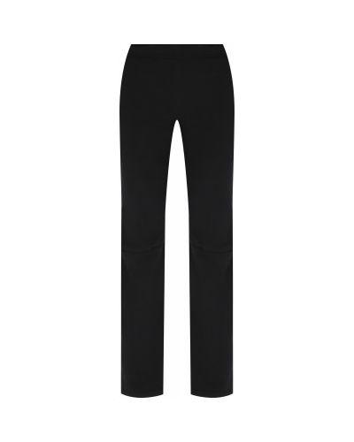Прямые черные брюки Salomon
