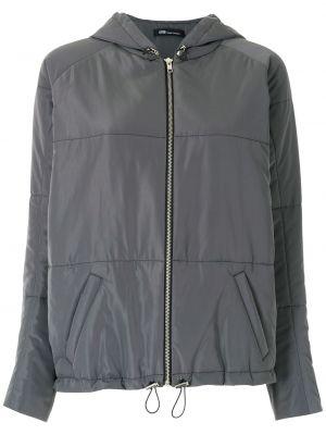 Куртка с капюшоном - серая Uma   Raquel Davidowicz