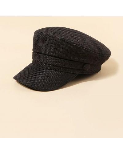 Кепка милитари - черная Zaful