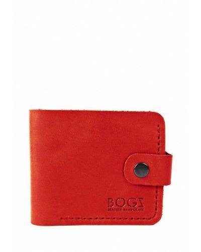 Красный кошелек Bogz