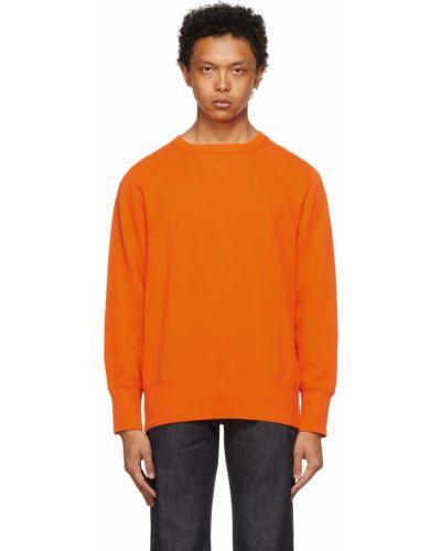 Оранжевый свитшот длинный Levi's Vintage Clothing