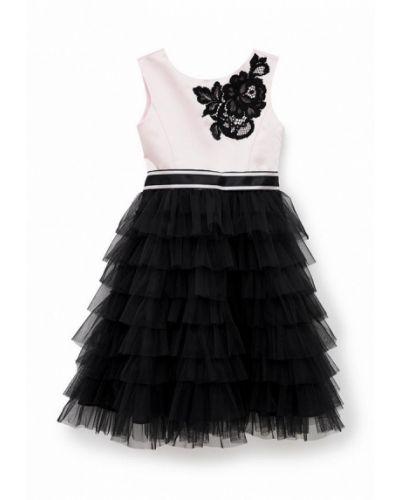 Нарядное черное платье Love Story