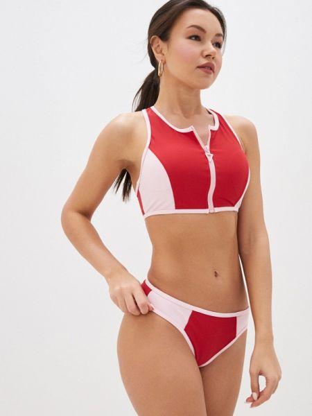 Купальник купальник-бралетт красный Katerina Riazanova