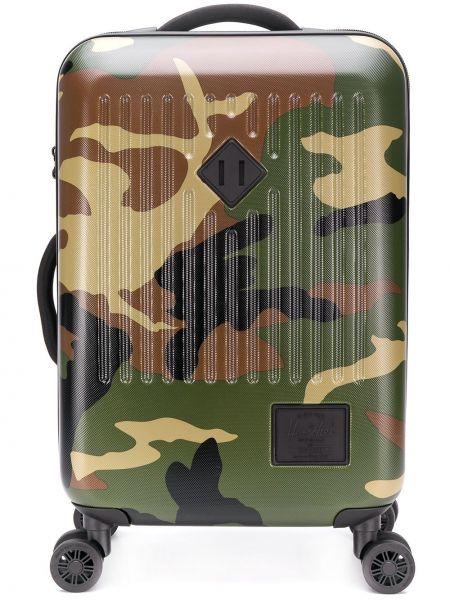 Зеленый чемодан Herschel Supply Co