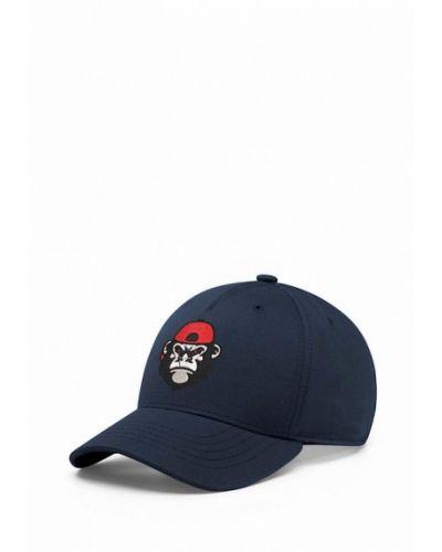 Синяя бейсболка Headway