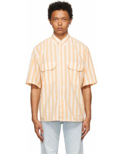 Белая хлопковая рубашка Levi's Vintage Clothing