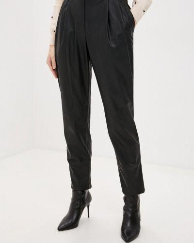 Кожаные черные брюки снежная королева