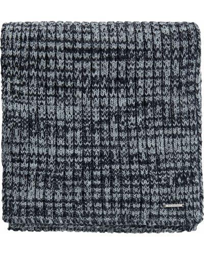 Черный шарф осенний Finn Flare