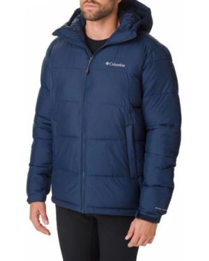 Синяя куртка Columbia