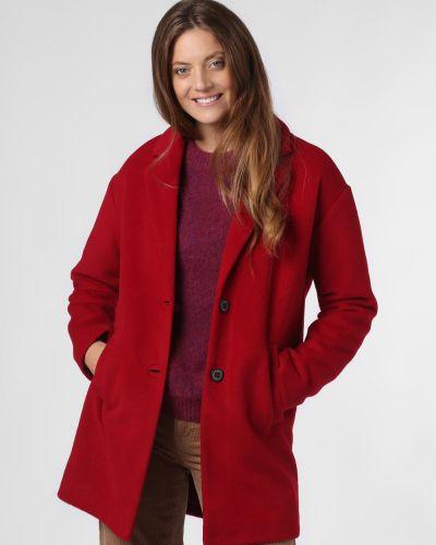 Czerwony płaszcz Amber & June