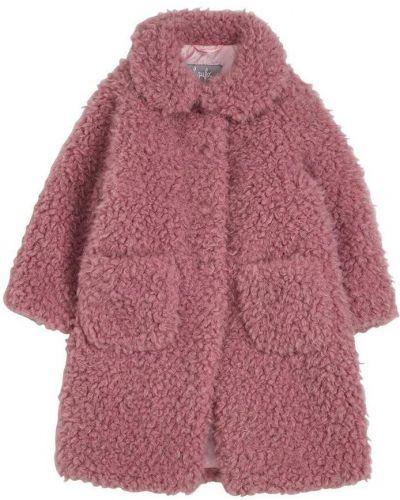 Różowy płaszcz Il Gufo