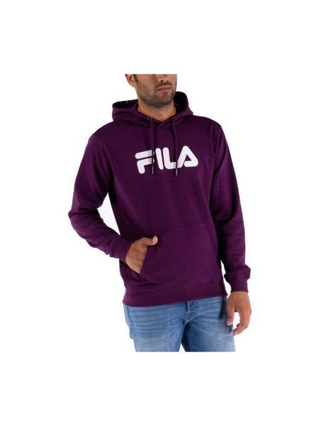 Sweter - fioletowy Fila