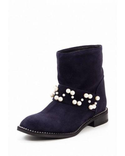 Синие ботинки Roberto Netti