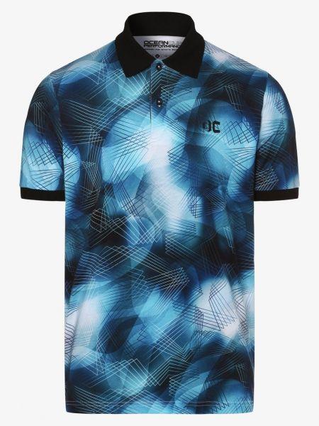 Szary t-shirt Ocean Cup