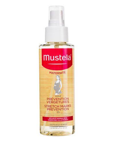 Масло от растяжек для беременных Mustela