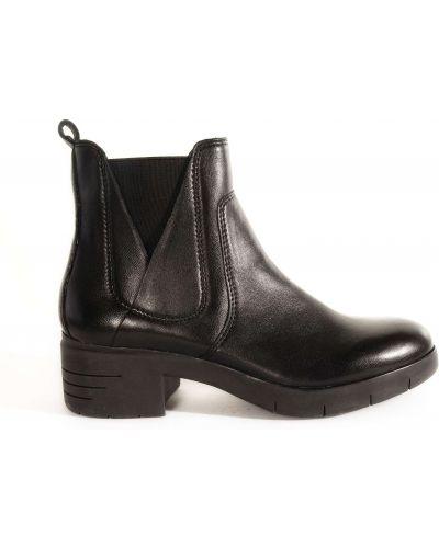 Ботинки - черные Marco Tozzi