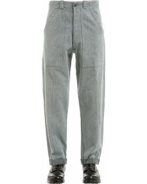 Spodnie bawełniane vintage Myar