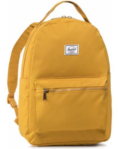 Plecak, żółty Herschel