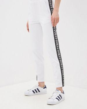 Спортивные брюки белые Guess Jeans