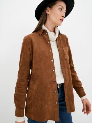 Рубашка - коричневая Taifun