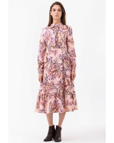 Платье платье-рубашка осеннее Ricamare