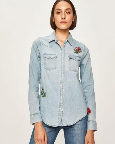 Блузка с длинным рукавом с вышивкой классическая Levi's®